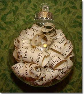 if youre decking the halls for the holiday season at your library but lack fancy decorations take a look at bookriots 7 bookish craft projects to put - Library Christmas Decorations