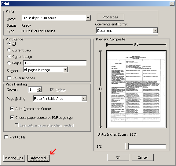 Garbage Text When Printing PDFs? Fix It With This Tip