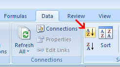 Make Reports from SirsiDynix WorkFlows Sortable by Using Excel | The